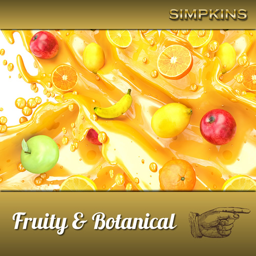 Fruity & botanical flavours