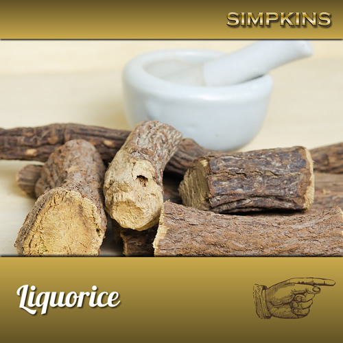 Liquorice flavours