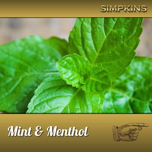 Mint & Menthol flavours