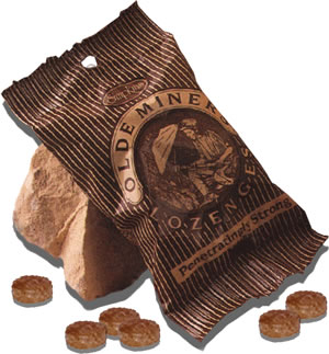 Old Miners Lozenges