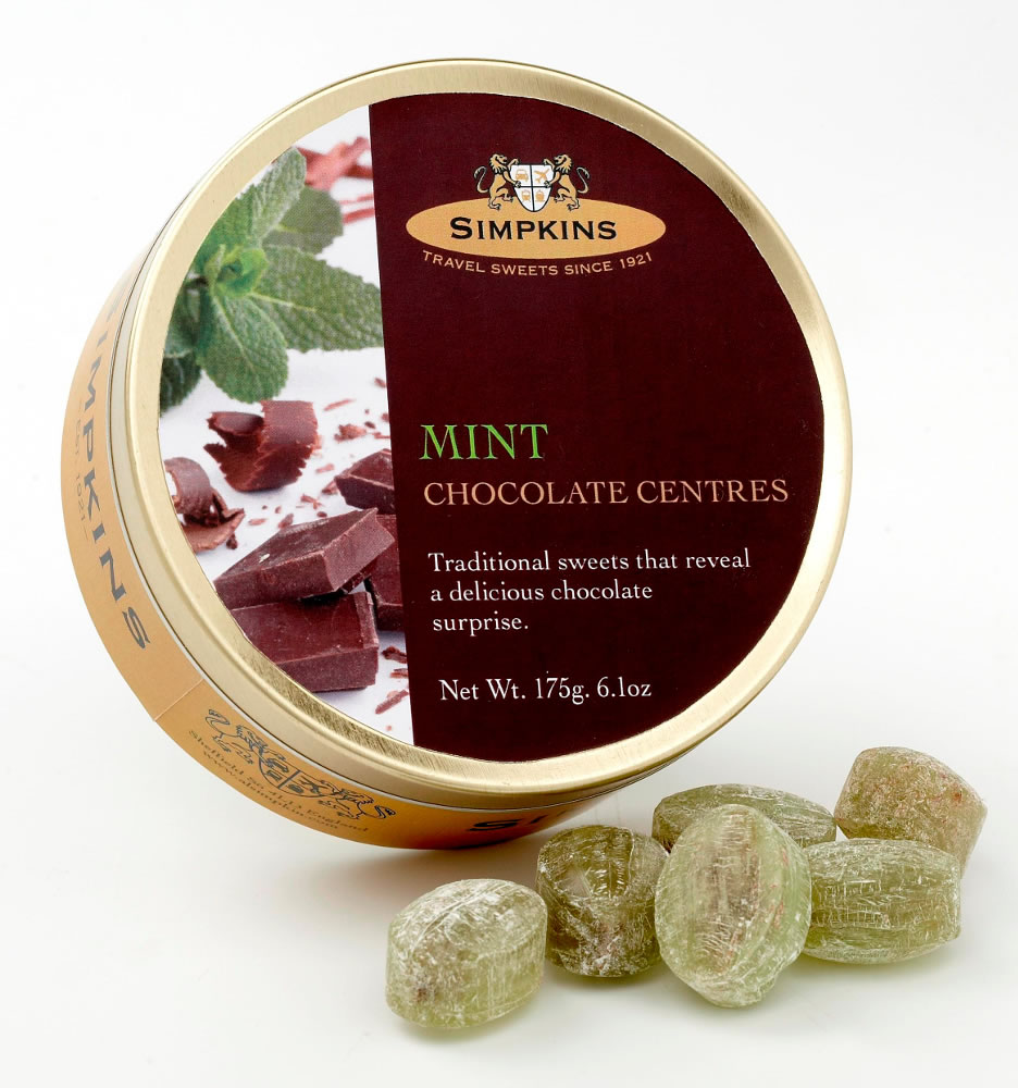Simpkins Chocolate Mint Drops