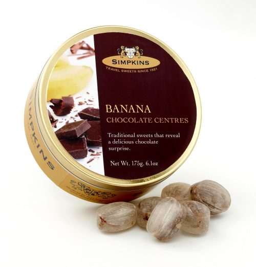 Chocolate Centred Banana Drops