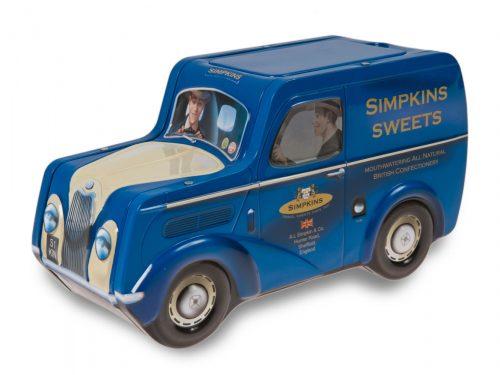 Simpkins Retro Delivery Van