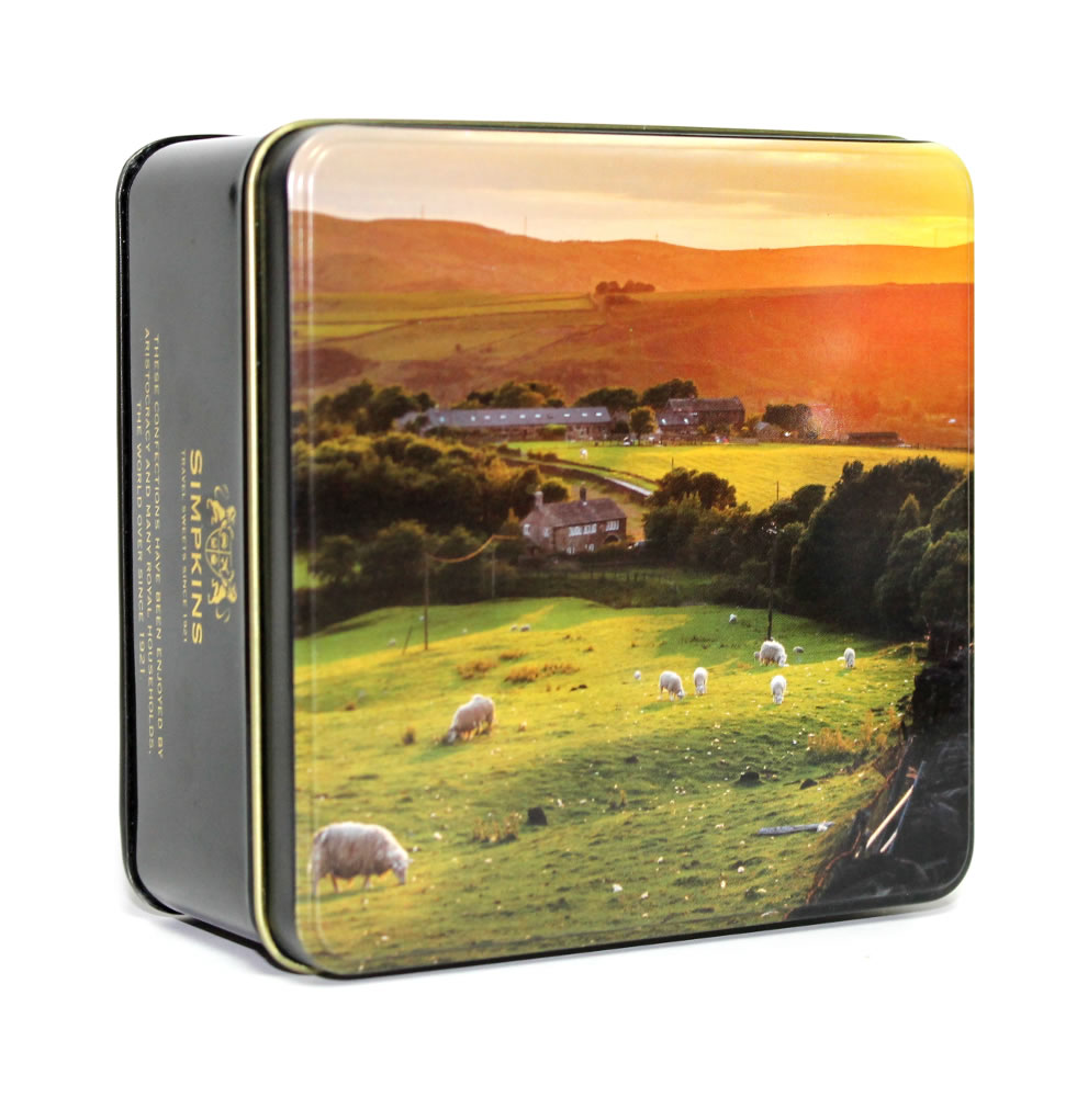 British Countryside Gift Tin