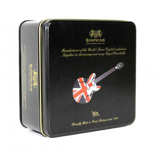 British Guitar Gift Tin