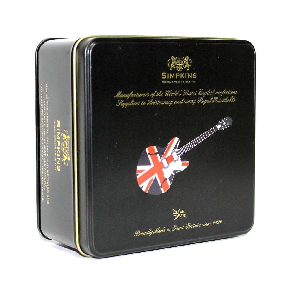 British Guitar Gift Tin