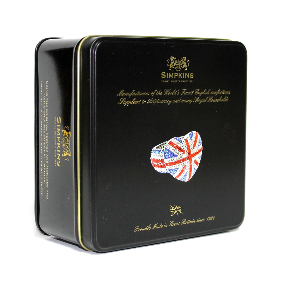 British Ring Gift Tin