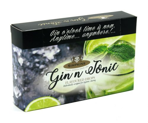 Gin And Tonic Flavoured Candies