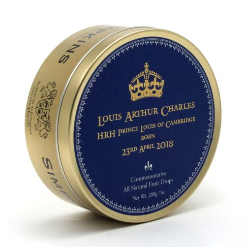 HRH Prince Louis of Cambridge Travel Tin