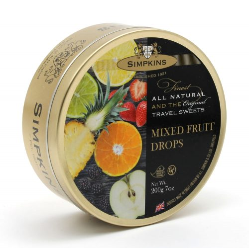 Simpkins Mixed Fruit Drops