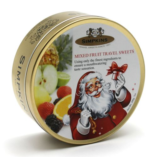 Christmas Santa Mixed Fruit Drops