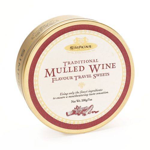 Simpkins Classic Mulled Wine Flavour Travel Sweets