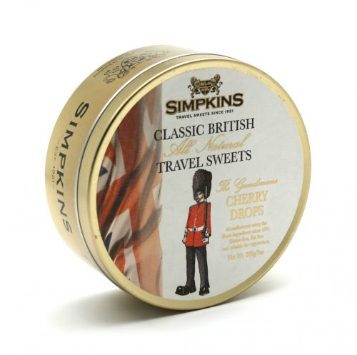 Buckingham Palace Guardsman Sour Cherry Drops