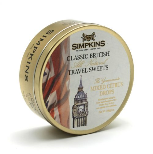 Big Ben Citrus Selection Travel Tin