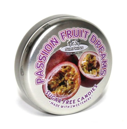 Sugar Free Passion Fruit Dreams