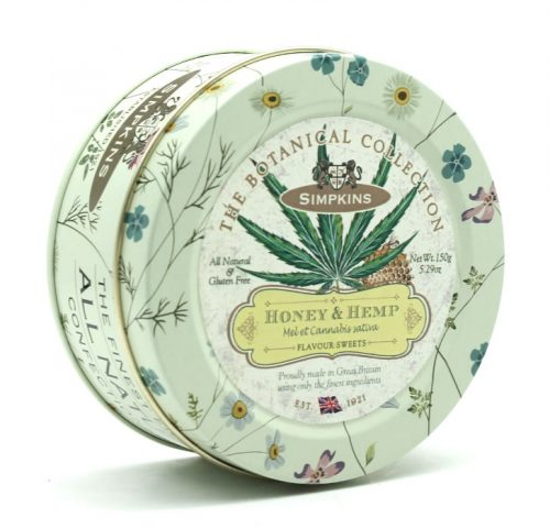 Botanical Collection - Honey and Hemp Drops