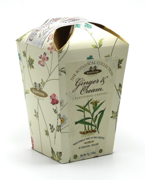 Botanical Collection - Ginger Creams Fowerpots