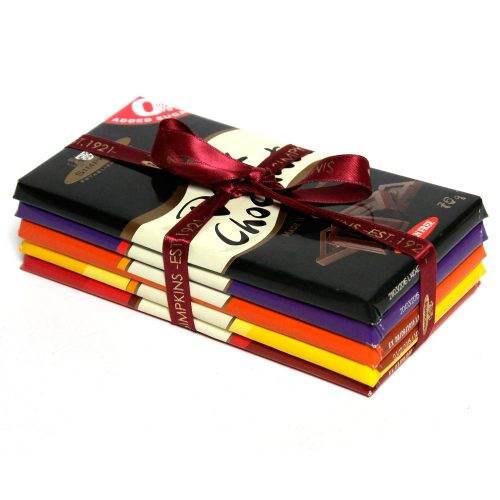 Zero % Sugar Chocolate Gift Stack