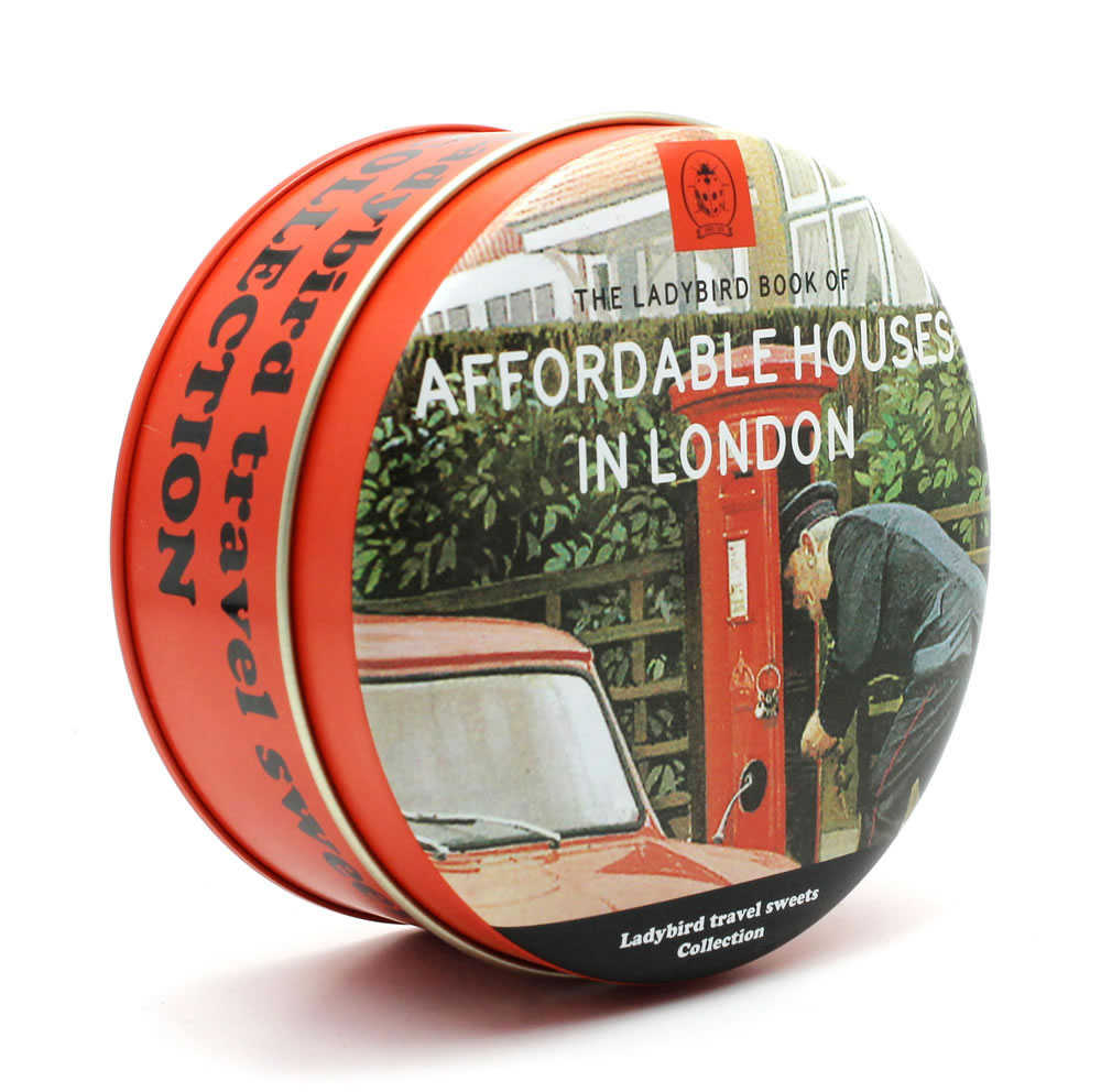 "Ladybird ""Affordable Housing"" Mixed Fruit Travel Sweets"
