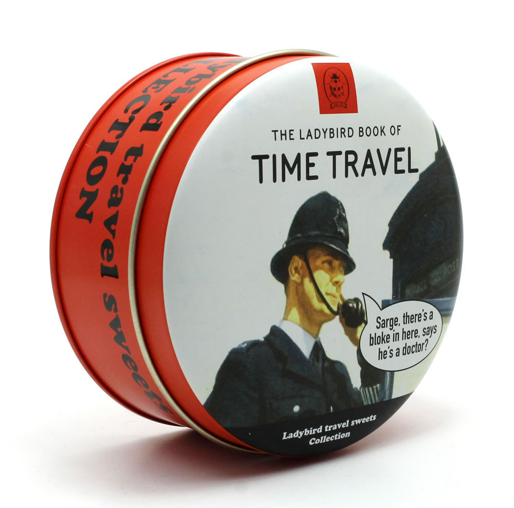 "Ladybird ""Time Travel"" Travel Mixed Fruit Sweets"