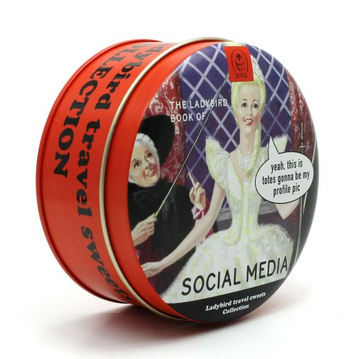 "Ladybird ""Social Media"" Mixed Fruit Travel Sweets"