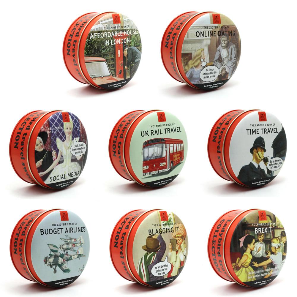 Ladybird Mixed Fruit Tins - Bargain Bundle!