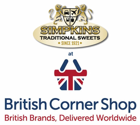 Simpkins Sweets international sales online