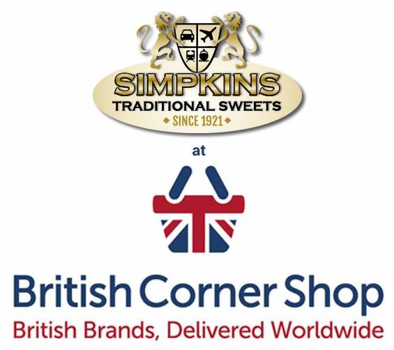 Simpkins Sweets international sales online
